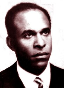 Frantz Fanon, Wikimedia Commons, licensed CC BY-SA