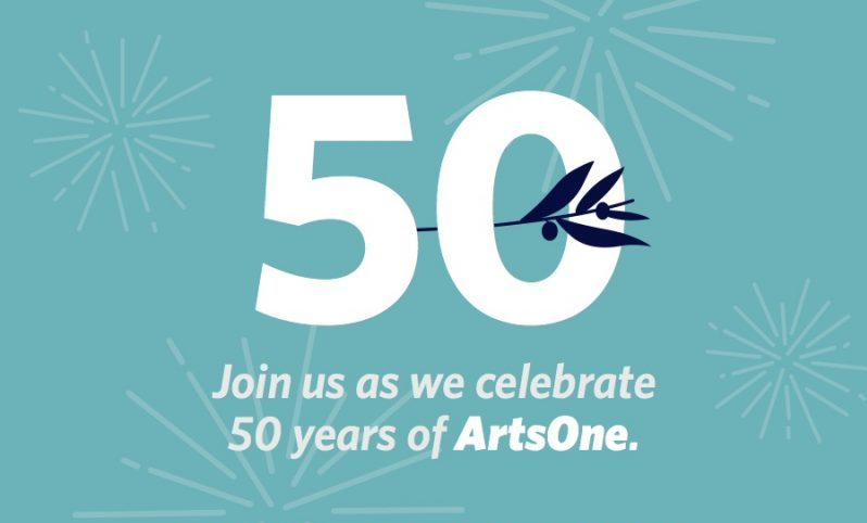 50 YEARS OF ARTS ONE
