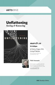 Nick Sousanis guest lecture for Seeing and Knowing