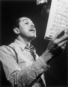 Cab Calloway, public domain on Wikimedia Commons