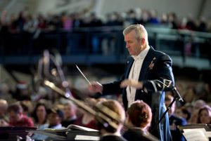 V as Conductor