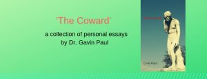 Dr. Paul's newly published collection of personal essays